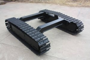 Full Tracked Chassis (tracked undercarriage) pictures & photos