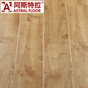 AC3/AC4 Waterproof Oak /Wood Texture (U-groove) /Laminate Flooring (AS1033) pictures & photos