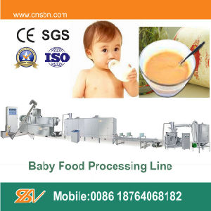 Baby Food Line pictures & photos