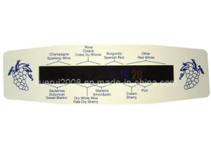 Liquid Crystal LCD Forehead Thermometer Strip pictures & photos