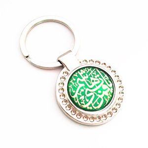Promotional Zinc Alloy Metal Key Ring with Custom Logo (F1123) pictures & photos