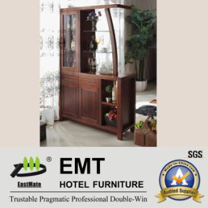 Wood & MDF Small Wine Cabinet &Partition Cabinet (JZ-C5002) pictures & photos