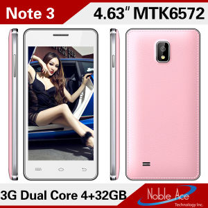 Cheapest Dual-Core 1.3GHz Note 3 3G Smart Phone