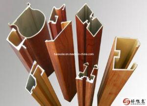 Wood Grain Aluminum Products