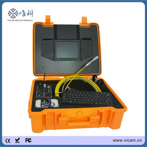Industrial Video Borescope Inspection Camera Drain Pipe Sewer Camera (V8-3188DK) pictures & photos