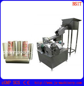 Effervescent Tablet Wrapping and Filling Into Tube Machine (BSP-40) pictures & photos