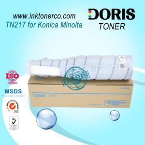 Tn217 Copier Toner Japan Mitsubishi Powder for Konica Minolta Bizhub 223 / 283 / 7828 pictures & photos