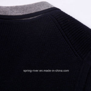 Manufactory Knitting Vest Sweater for Man pictures & photos