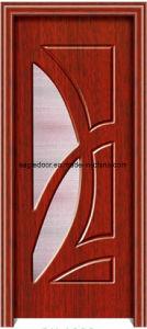 American Latest Design PVC Interior Wooden Doors (EI-P162) pictures & photos