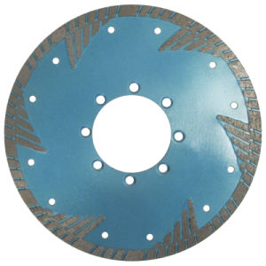Granite Diamond Turbo Shark Saw Blade pictures & photos