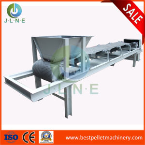 Variable Speed Inclined Belt Conveyor for Sawdust, Wood Chips, Wood Pellets, etc. pictures & photos