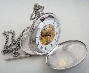 Durable Pocket Watch, Can Be Used for Long Time pictures & photos