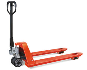 2500kg Hand Pallet Truck with High Quality (AC PUMP) pictures & photos