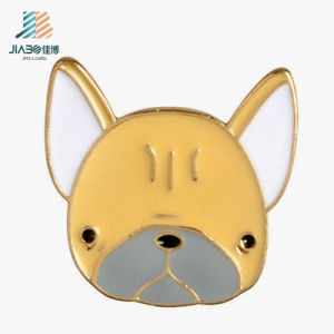 2017 Jiabo Supply Soft Enamel Metal Custom Pup Lapel Pins pictures & photos