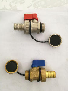Hot Selling Standard Bore Brass Beer Valve (YD-3011) pictures & photos