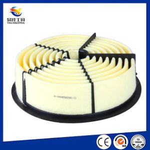 Cylindrical Air Filter 17801-50010 for Toyota pictures & photos