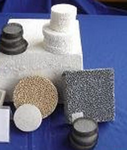 Sic/Alumina/Zirconia Ceramic Foam Filter for Metal Casting pictures & photos