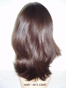 "100% Virgin European Hair Sheitels Kosher Wigs-16"" pictures & photos"