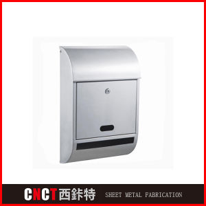 Durable Waterproof Anti-Rust Galvanized Mailbox pictures & photos
