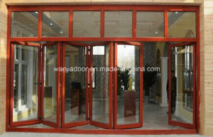 Aluminum Folding Door (wJ-FD11)