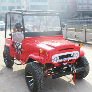 New Willys 150cc/200cc/300cc Auto Jeep with Disc Brake pictures & photos