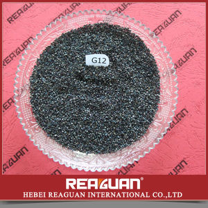 Angular Bearing Steel Grit G12 for Removing Corrosion Surface