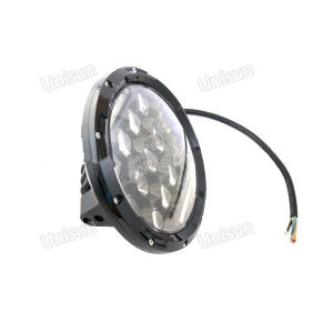 12V 75W LED Spot Driving Headlight for Jeep Wrangler pictures & photos