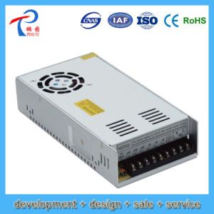P350-H Series 350W AC/DC of Various Output 5V 7.5V 12V 13.8V 15V 24V 27V 48V Switch Mode Power Supply From Professional Manufacuture