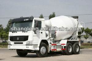 HOWO 9m3 Cement Mixer Truck pictures & photos