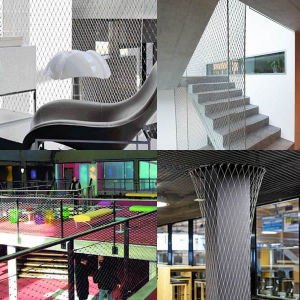Stainless Steel Rope Mesh pictures & photos