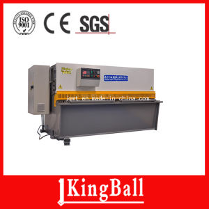CNC Pendulum Shearing Machine (QC12K-16X3200) pictures & photos