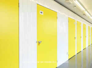 Swing Door for Storage & Warehouse (CHAM-HD002) pictures & photos