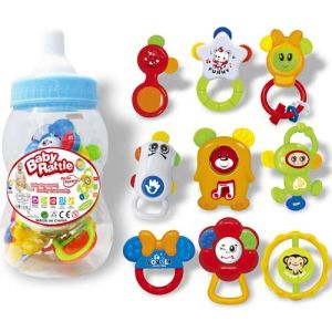 9PCS Baby Rattle with En71 pictures & photos