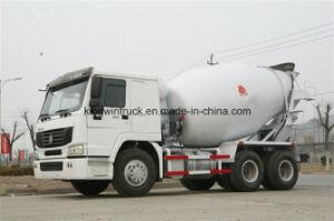 Sinotruk Brand 6-16m3 Capacity Concrete Mixer Truck