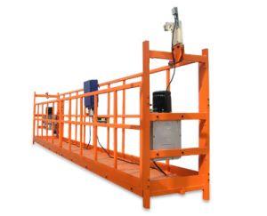 Construction Electric Basket Rope Suspending Platform, Zlp800 Suspended Platform for Building Maintenance pictures & photos