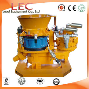 Lz-9A Customized Coal Mine Tunnel Dry Mix Gunite Concrete Spraying Shotcrete Machine pictures & photos