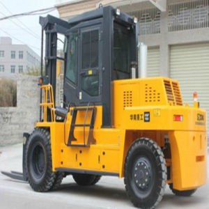 Best Price 16t Heavy Duty Cummins Engine Forklifter pictures & photos