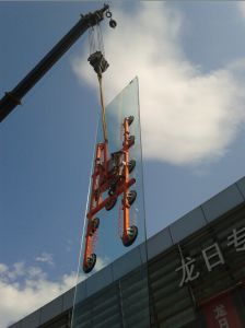 Bpd Glass Installation Machine/Glass Vacuum Lifter pictures & photos