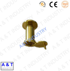 CNC Customized Aluminium Alloy/ Stainless Steel/Brass Lathe Turning Machine Mechanical Parts pictures & photos