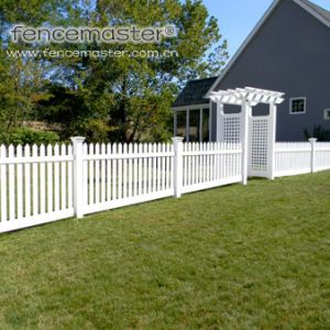 PVC Fencing Made in China pictures & photos