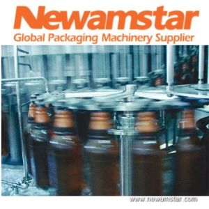 Pet Beer Filling Machinery pictures & photos