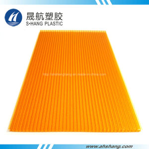 Anti-UV Frosted Polycarbonate PC Sunshade Panel pictures & photos