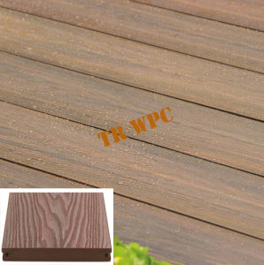 Supply Virous Types of WPC Shielded Decking pictures & photos