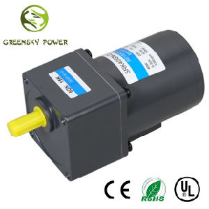 GS High Torque 15W~250W 42mm~104 Mm AC Induction Motor for Home Machinery pictures & photos