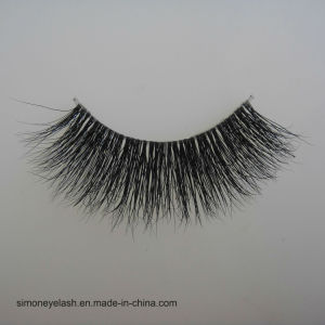 Manufacturer 3D Transparent Plastic Terrier Private Label Mink Eyelashes pictures & photos