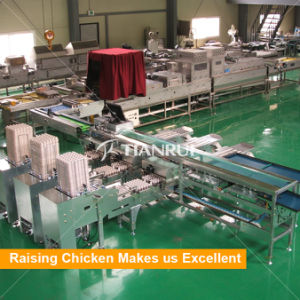 Automatic egg collecting machine for chicken egg poultry farm pictures & photos