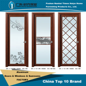 Aluminium Casement Doors with Ornament for Bedroom pictures & photos