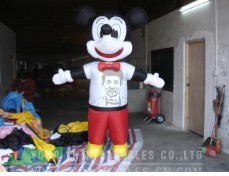 Inflatable Mickey Mouse Balloon