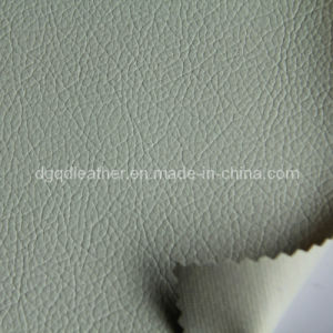 Fire Resistant Bs5852furniture PVC Leather (QDL-FV022) pictures & photos