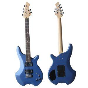 """39"""" Electric Wooden Guitar (CSBL-E112)"""